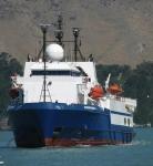 Discoverer 2 seismic vessel