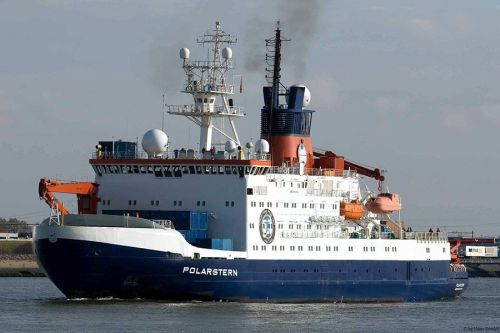 The data was gathered in summer 2012, during an Arctic expedition on board the research icebreaker Polarstern.