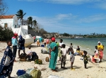 On Ibo, one of the Quirimbas islands in northewestern Mozambique