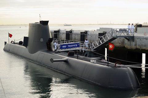 submarine-Tridente